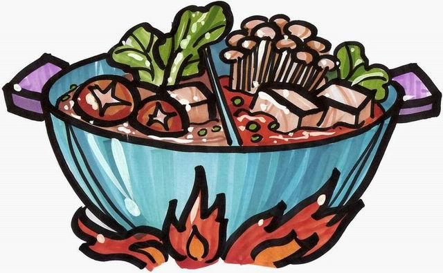 又到了吃火锅的季节