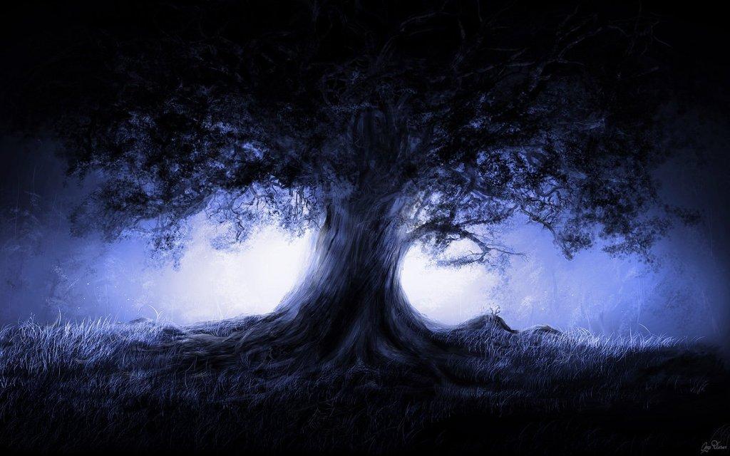 幽灵,是一种阴影和恶意