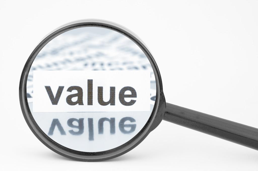 把自己变得有价值